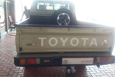 Toyota Land Cruiser 4.5 V8 2015
