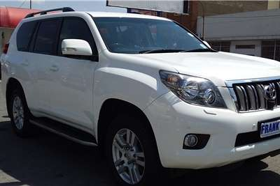 Toyota Land Cruiser 5x 2012
