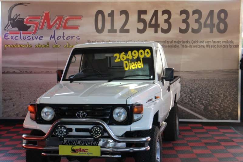 Toyota Land Cruiser 70 series in South Africa | Junk Mail