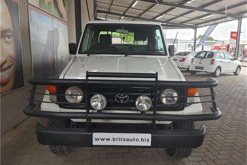 Toyota Land Cruiser 70 Series 4.2D 2000