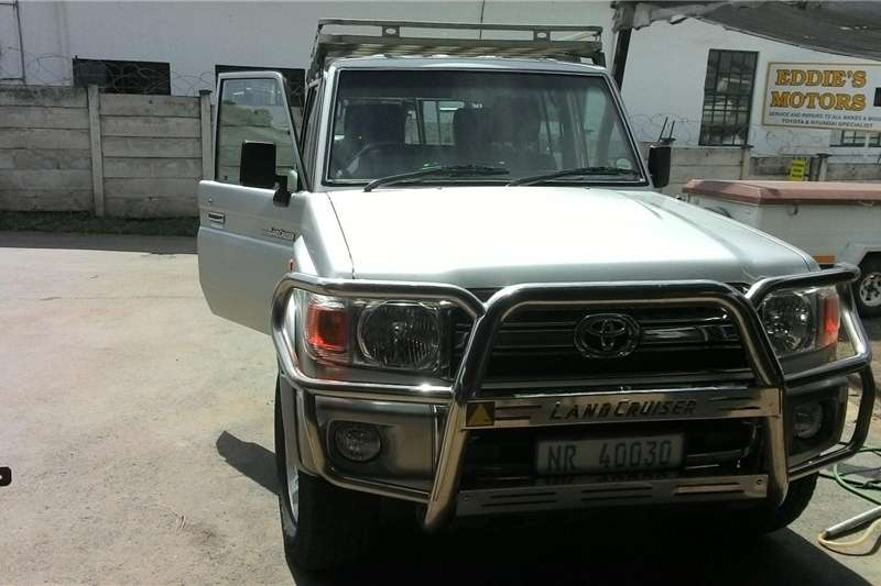 Toyota Land Cruiser 70 Series 4.2D 2007