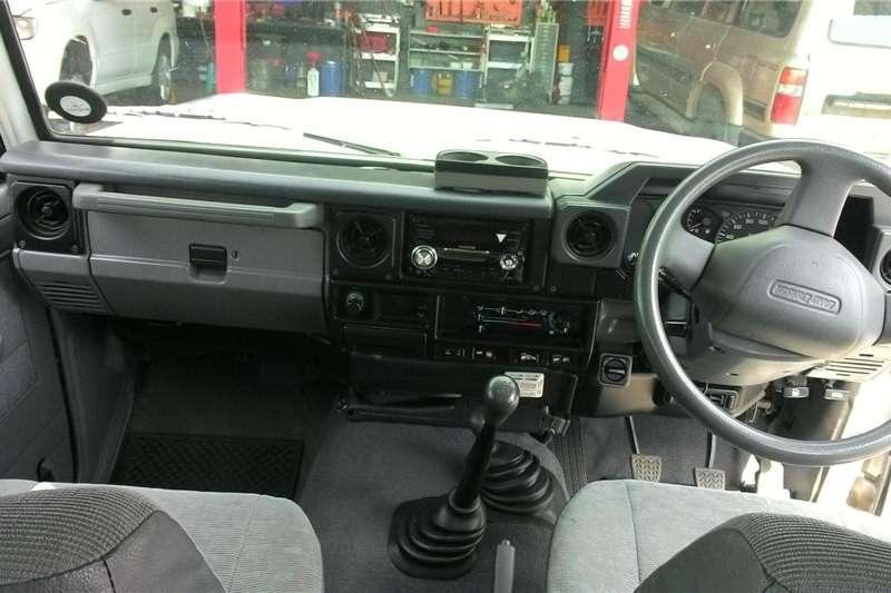 Toyota Land Cruiser 70 series 4.2D 2007