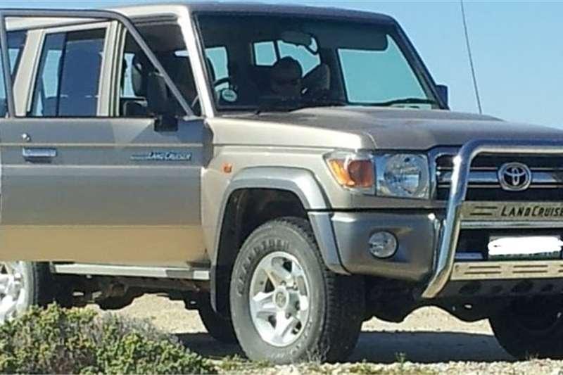 Toyota Land Cruiser 70 Series 4.2D 2008