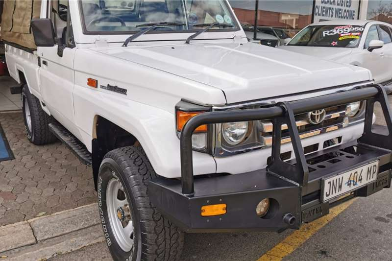 Used 1999 Toyota Land Cruiser 70 Series
