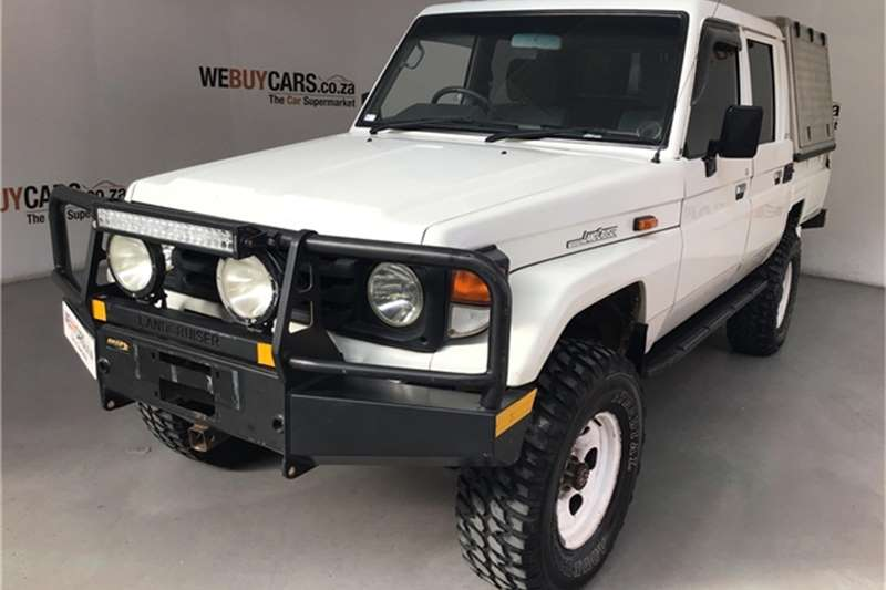 Toyota Land Cruiser 70 Series 4,5 2006
