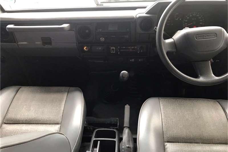 Toyota Land Cruiser 70 Series 4,5 2006