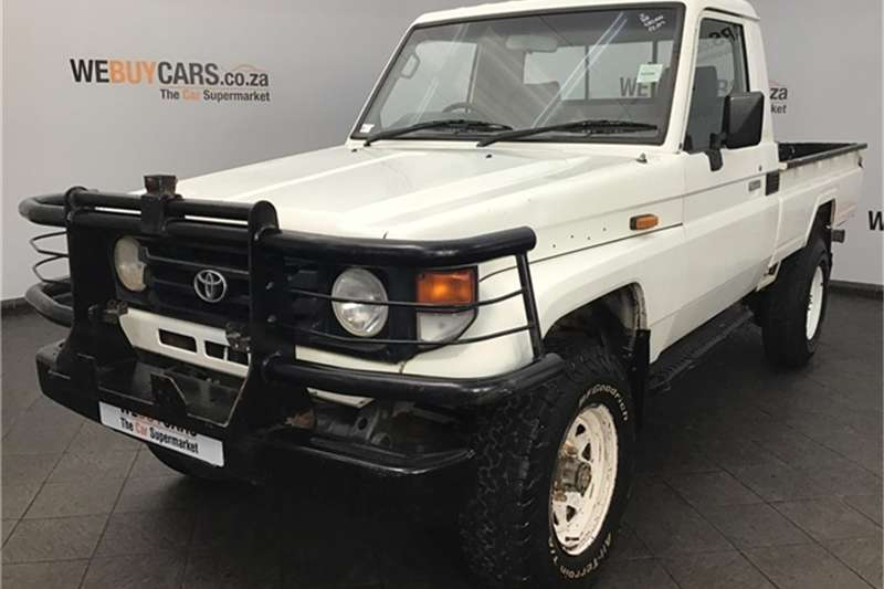 2005 Toyota Land Cruiser 70 series 4,5
