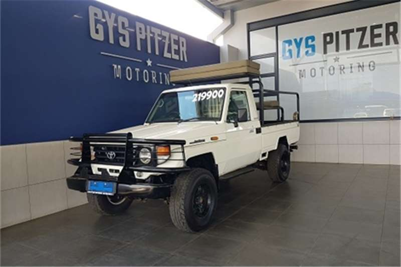 2006 Toyota Land Cruiser 70 series 4,5