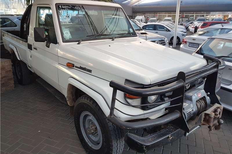 Toyota Land Cruiser 70 Series Land Cruiser 4.5 2004