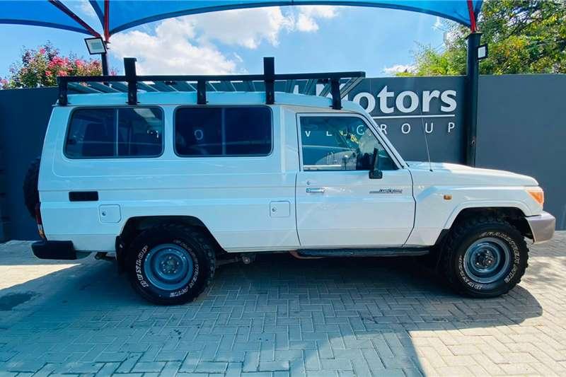 Used 2013 Toyota Land Cruiser 76 4.2D station wagon