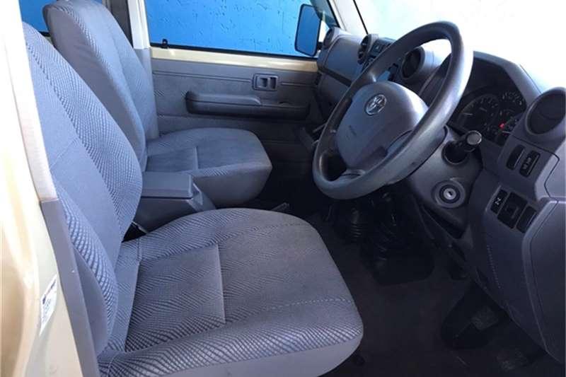 Used 2014 Toyota Land Cruiser 76 4.5D 4D LX V8 station wagon