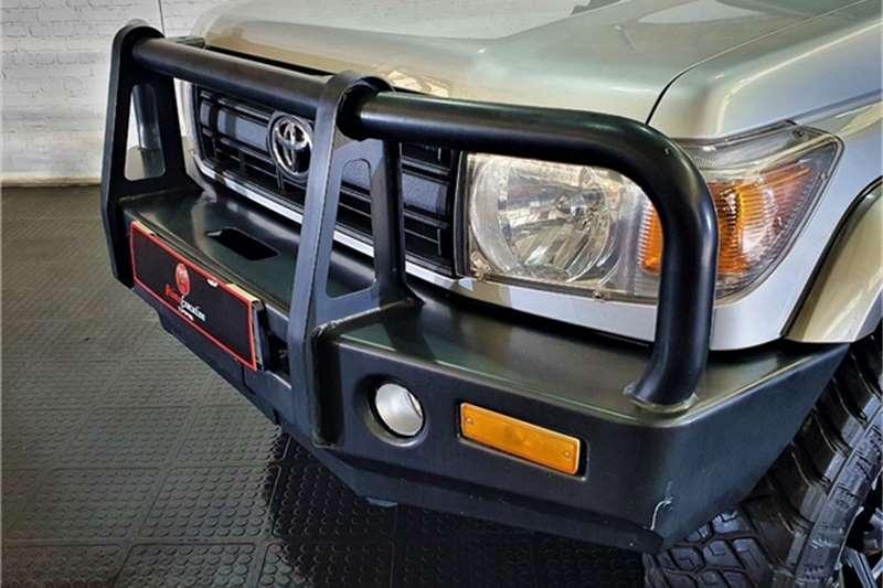 2016 Toyota Land Cruiser 76 Land Cruiser 76 4.5D-4D LX V8 station wagon