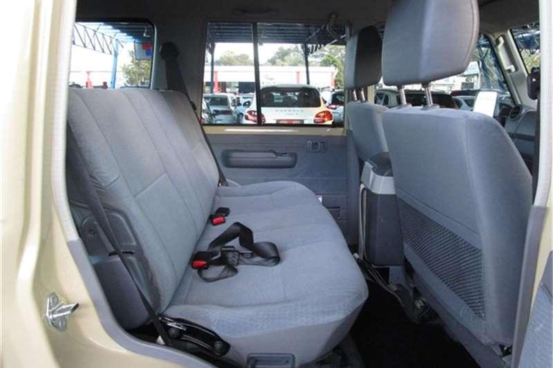 2018 Toyota Land Cruiser 76 Land Cruiser 76 4.5D-4D LX V8 station wagon