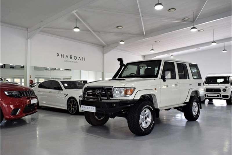 Used 2021 Toyota Land Cruiser 76 4.5D 4D LX V8 station wagon