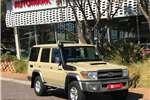2021 Toyota Land Cruiser 76 Land Cruiser 76 4.5D-4D LX V8 station wagon