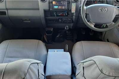 Used 2013 Toyota Land Cruiser 76 Station Wagon LANDCRUISER 76 4.5D V8 S/W