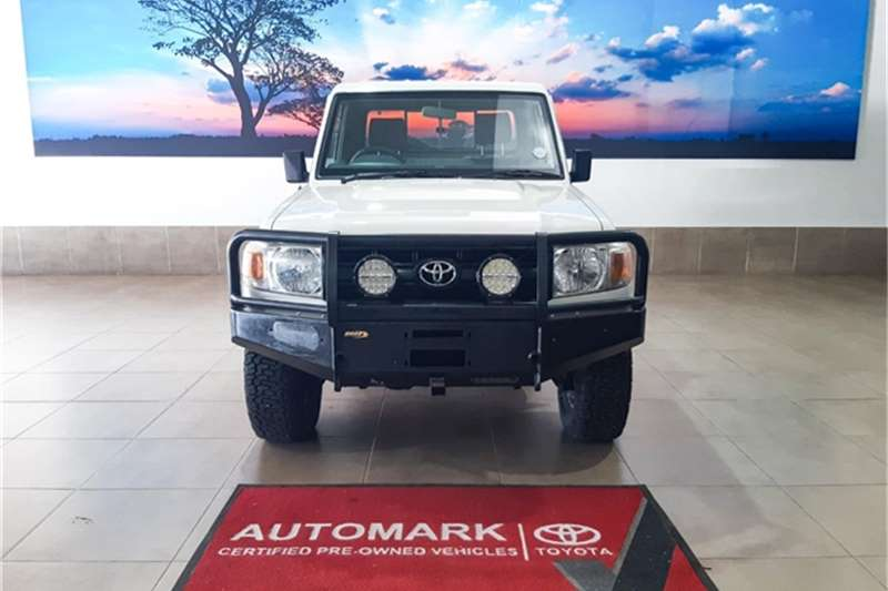 Used 2010 Toyota Land Cruiser 79 4.0 V6