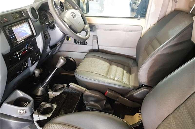 Used 2011 Toyota Land Cruiser 79 4.0 V6