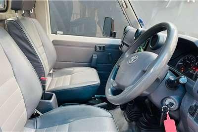 Used 2012 Toyota Land Cruiser 79 4.0 V6