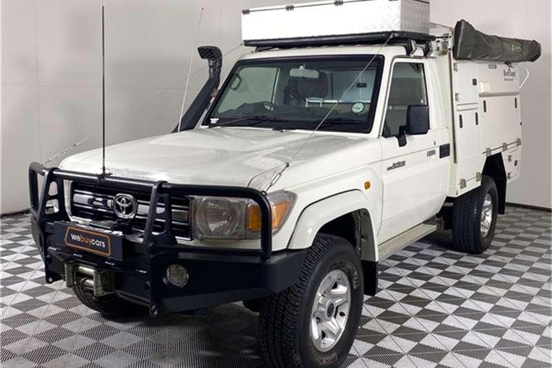 Used 2013 Toyota Land Cruiser 79 4.0 V6