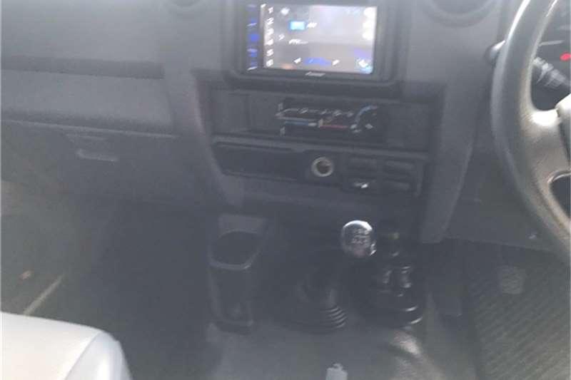 2014 Toyota Land Cruiser 79 Land Cruiser 79 4.0 V6