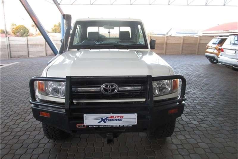 Used 2014 Toyota Land Cruiser 79 4.0 V6