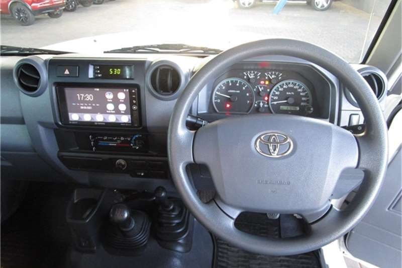 Used 2019 Toyota Land Cruiser 79 4.0 V6