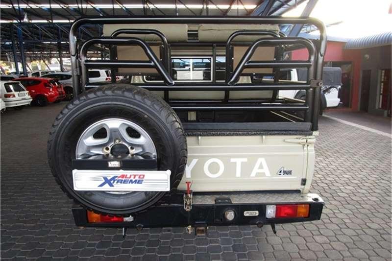 Used 2016 Toyota Land Cruiser 79 4.0 V6 double cab