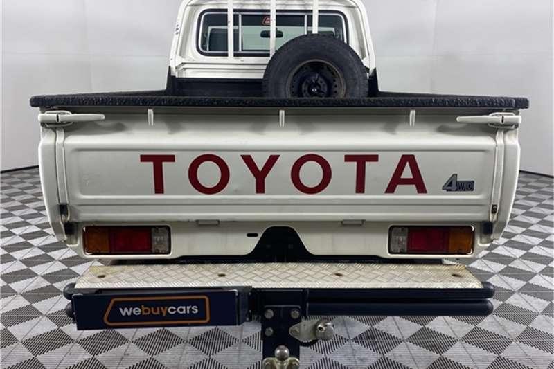 2010 Toyota Land Cruiser 79 Land Cruiser 79 4.2D
