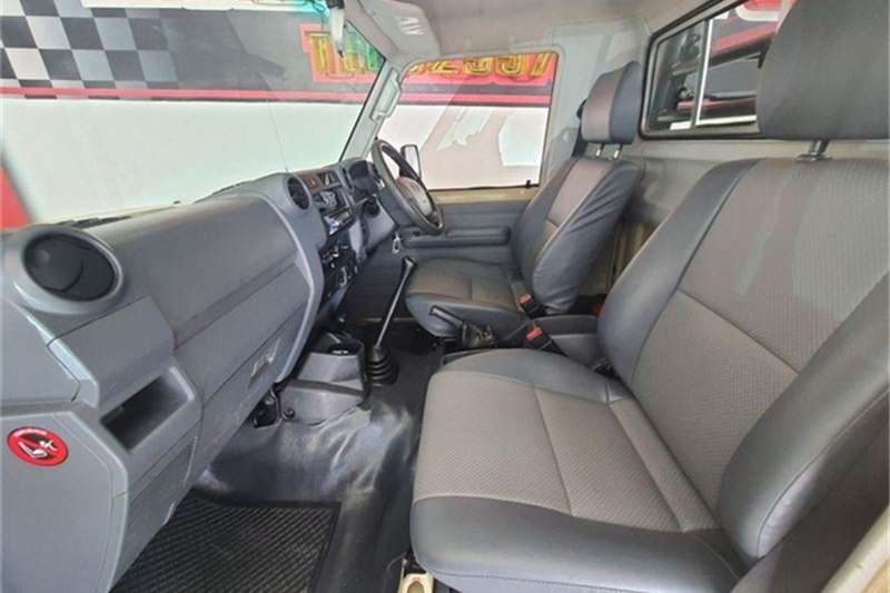 2015 Toyota Land Cruiser 79 Land Cruiser 79 4.2D