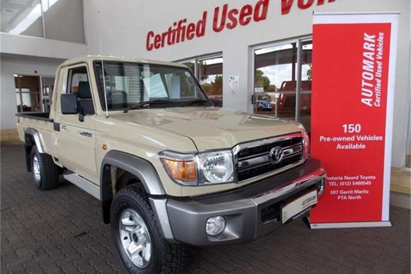 Toyota Land Cruiser 79 4.2D 2019