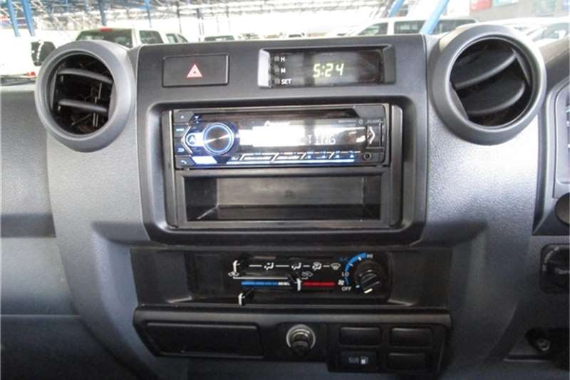 Toyota Land Cruiser 79 4.2D 2020
