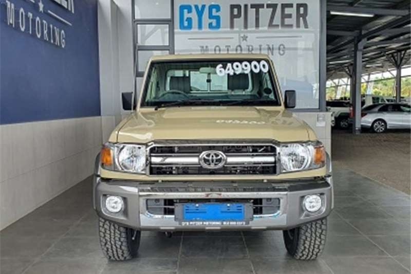 Toyota Land Cruiser 79 4.2D 2021