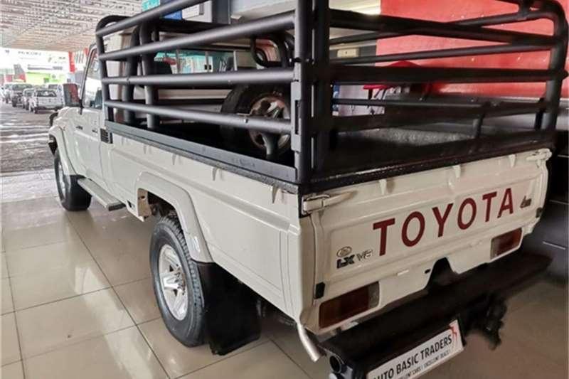 2015 Toyota Land Cruiser 79 Land Cruiser 79 4.5D-4D LX V8