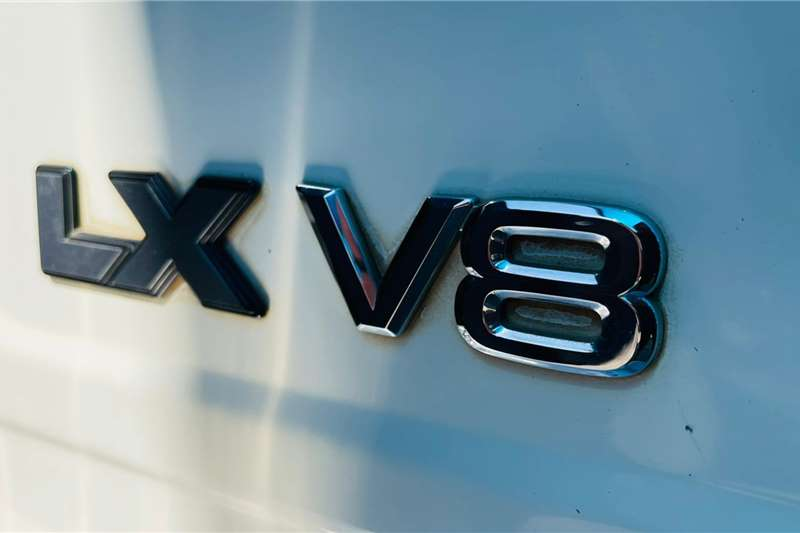 Used 2015 Toyota Land Cruiser 79 4.5D 4D LX V8