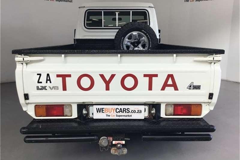 Toyota Land Cruiser 79 4.5D-4D LX V8 2016