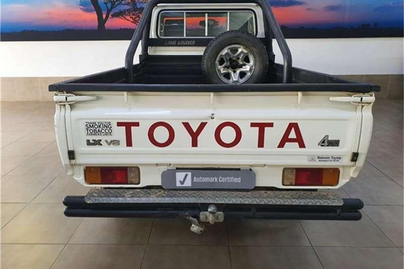 Toyota Land Cruiser 79 4.5D 4D LX V8 2016