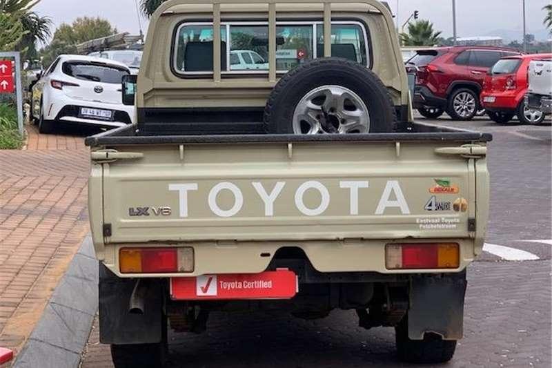 2016 Toyota Land Cruiser 79 Land Cruiser 79 4.5D-4D LX V8