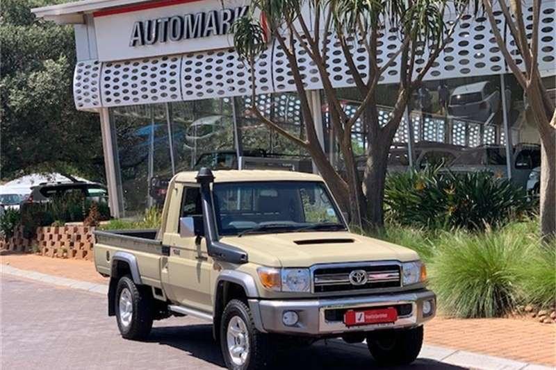 Toyota Land Cruiser 79 4.5D 4D LX V8 2019