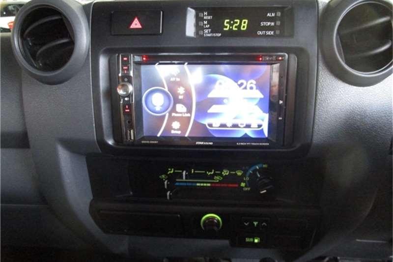 Used 2019 Toyota Land Cruiser 79 4.5D 4D LX V8