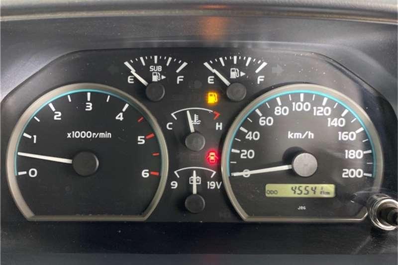 2019 Toyota Land Cruiser 79 Land Cruiser 79 4.5D-4D LX V8