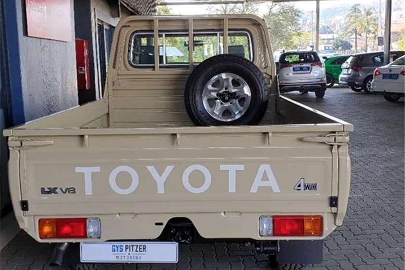 Used 2021 Toyota Land Cruiser 79 4.5D 4D LX V8