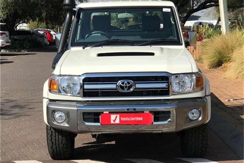 2021 Toyota Land Cruiser 79 Land Cruiser 79 4.5D-4D LX V8