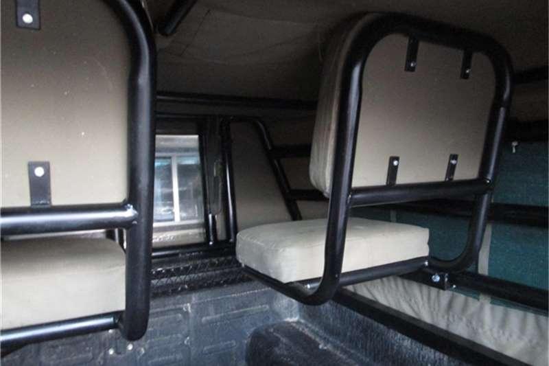 Toyota Land Cruiser 79 4.5D 4D LX V8 double cab 2014