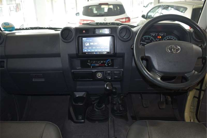 Used 2015 Toyota Land Cruiser 79 4.5D 4D LX V8 double cab