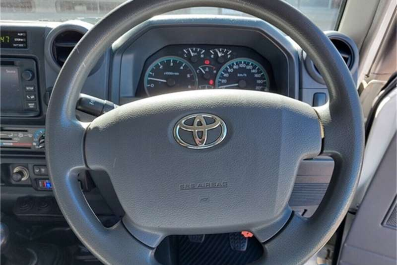 Used 2017 Toyota Land Cruiser 79 4.5D 4D LX V8 double cab