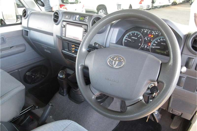 Used 2018 Toyota Land Cruiser 79 4.5D 4D LX V8 double cab
