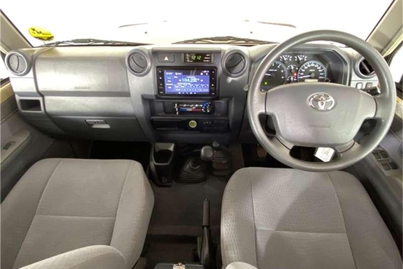 2018 Toyota Land Cruiser 79 Land Cruiser 79 4.5D-4D LX V8 double cab