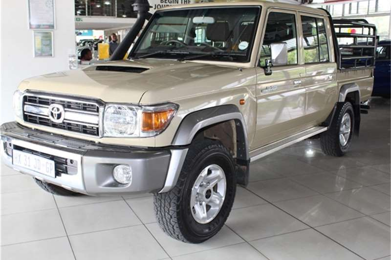 Toyota Land Cruiser 79 4.5D-4D LX V8 double cab 2019
