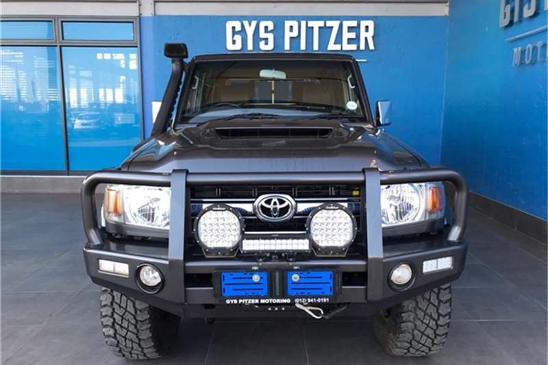 2019 Toyota Land Cruiser 79 Land Cruiser 79 4.5D-4D LX V8 double cab